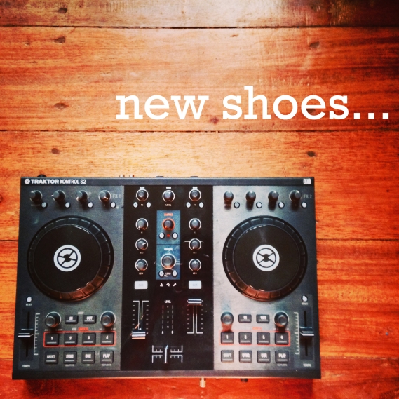 turntable - new shoes