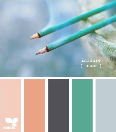 design seed palette