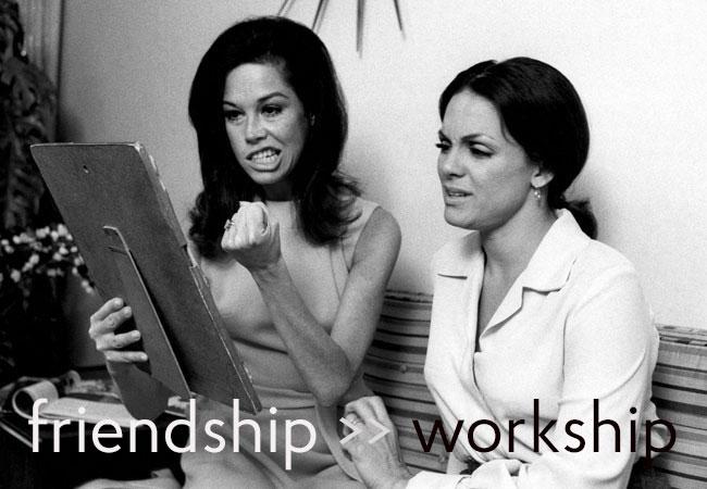 friendship-workship