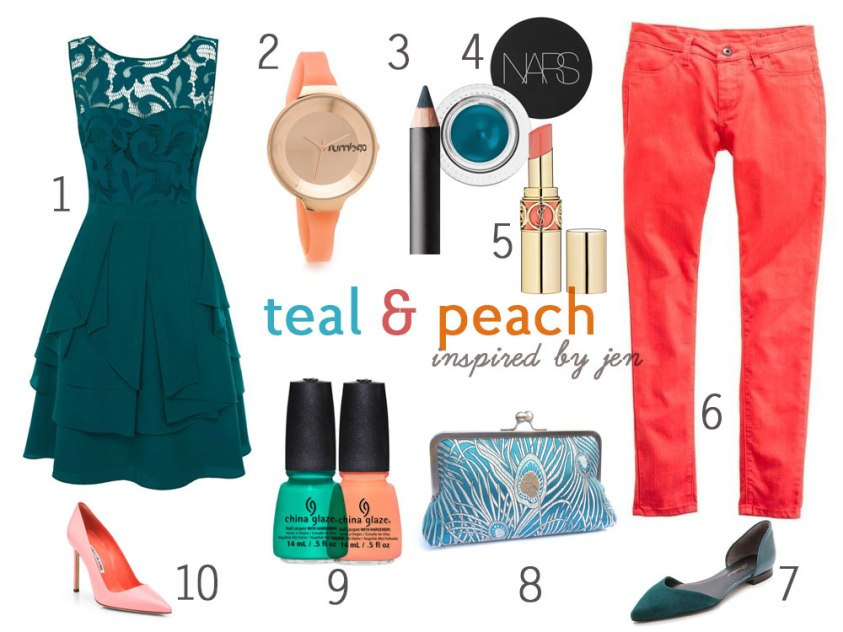 teal-and-peach