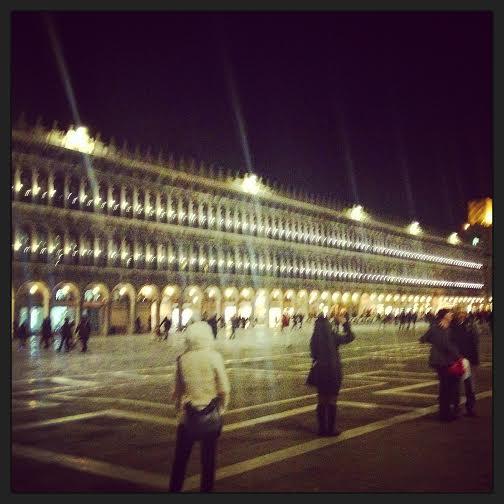San Marco at night ct6