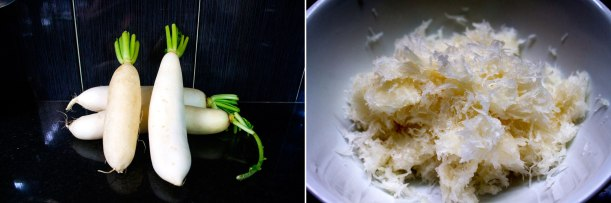 daikon---whole-and-grated