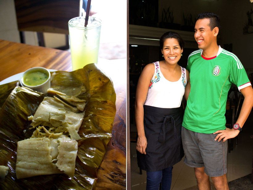 Tamales,-Yesica-and-Carlos