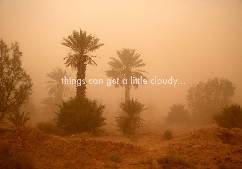 Photo Credit: On the edge of the Sahara Desert in Morocco, Tiny Atlas