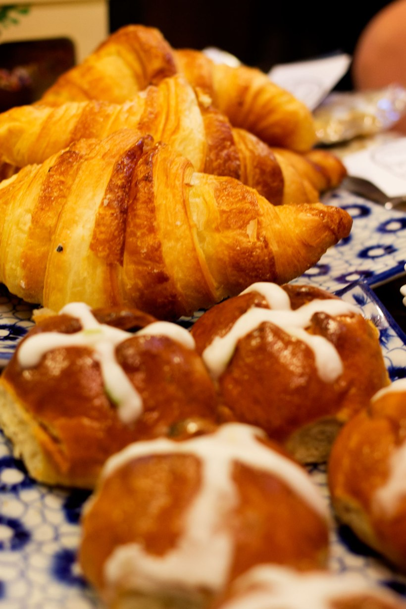 01---Croissants-and-HotCrossbuns