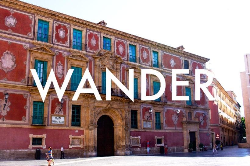 Wander-Header