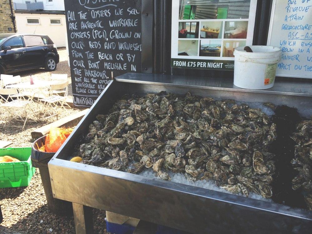 oystershelf