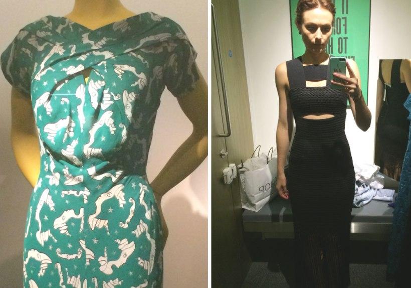 three-dresses
