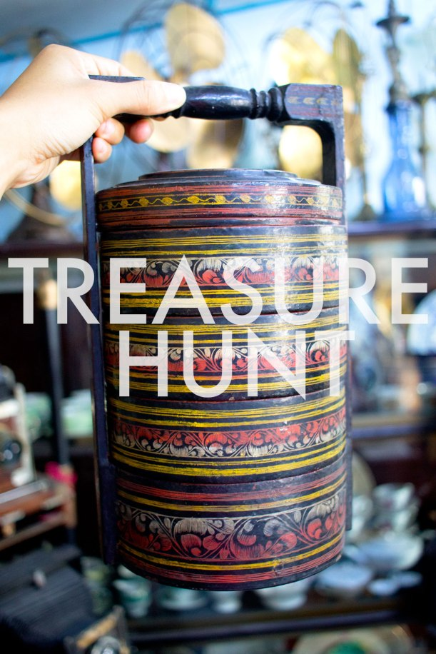 TREASURE-HUNT