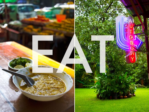 Yangon - EAT
