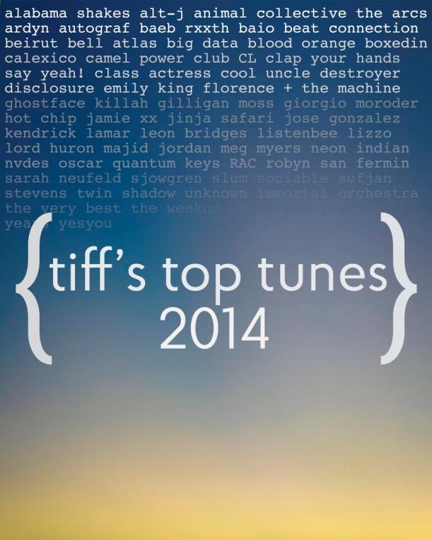 Tiff's-Top-Tunes