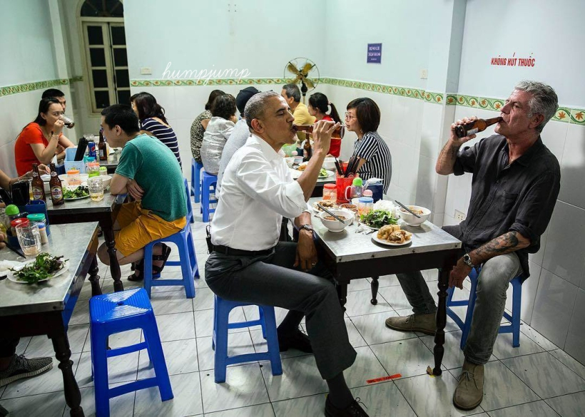 Photo Credit: Pete Souza (aka the Obama's official photog)