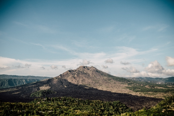 Gunung Batur.