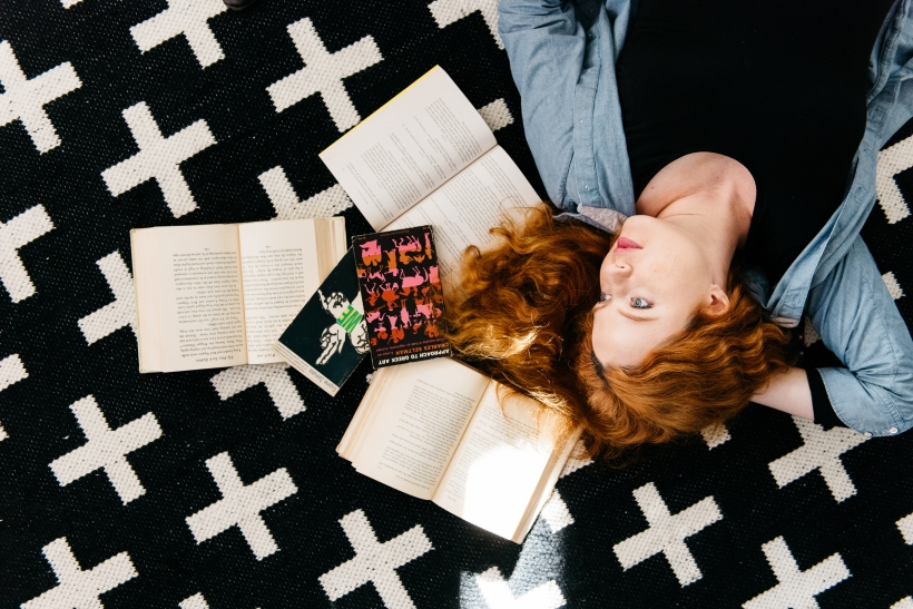 Photo Credit: Cara Robbins for Girls at Library.